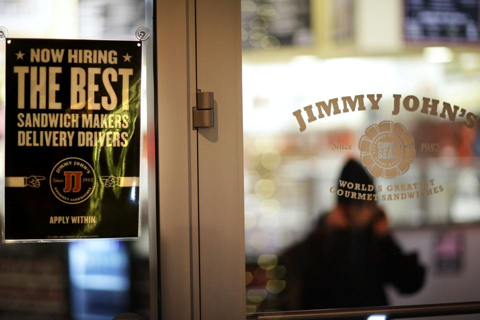 Jimmy Johns Sprouts FDA