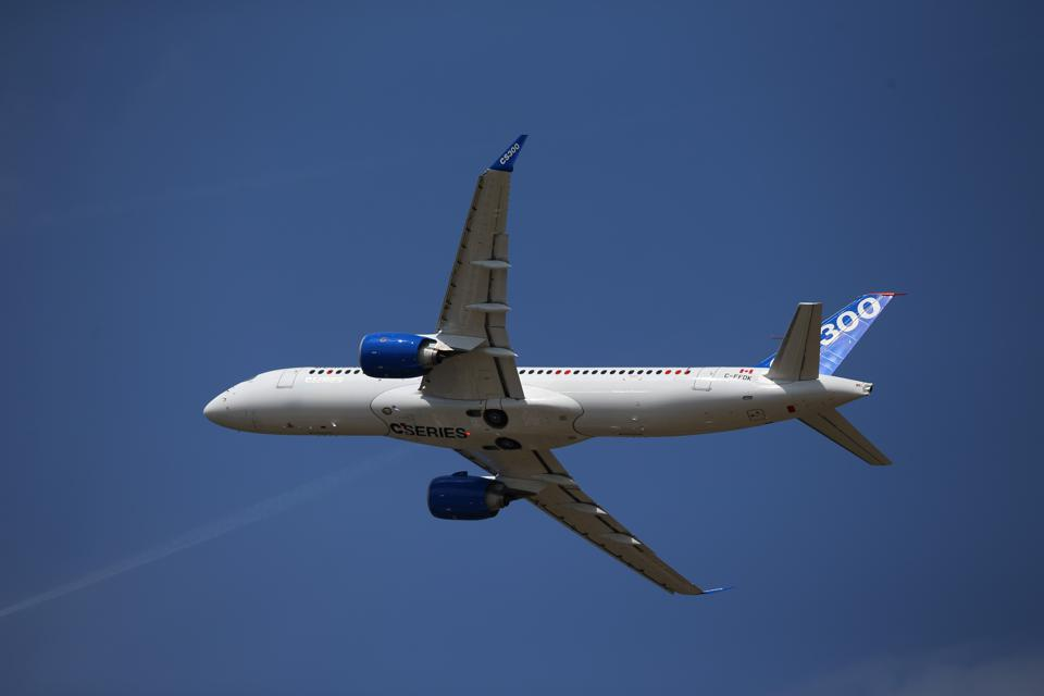 Winners And Losers As Airbus Bails Out Bombardier's C-Series