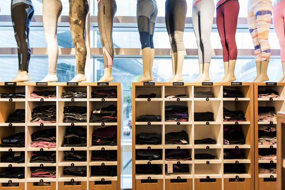 How 'Athleisure' Is Lighting Up Lackluster Clothing Sales