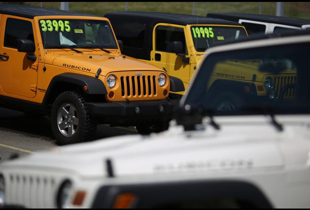 Fiat chrysler under scrutiny from feds for gaming sales for Cross motors louisville ky