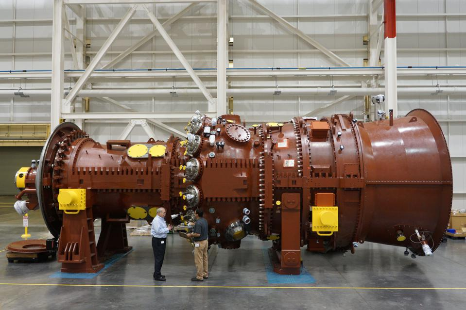 Before long gas turbines by Mitsubishi Hitachi Power Systems will be ordering their own spare parts.