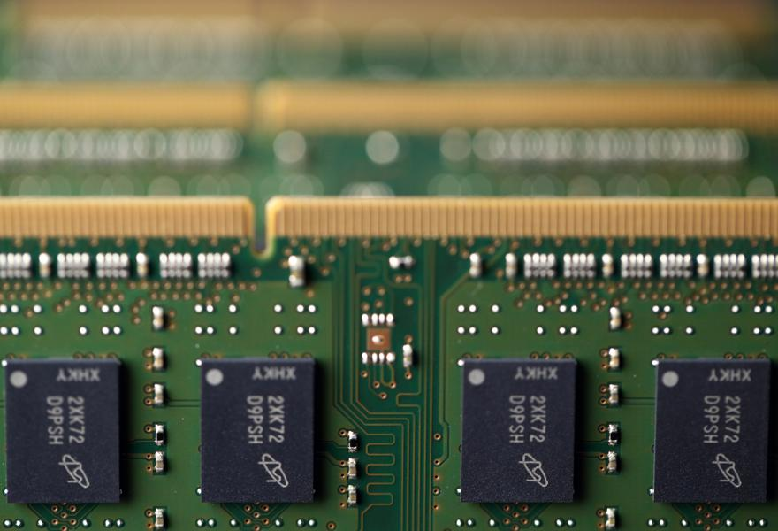 Micron's Revenue Jumps 58% Amid Clamor For Chips