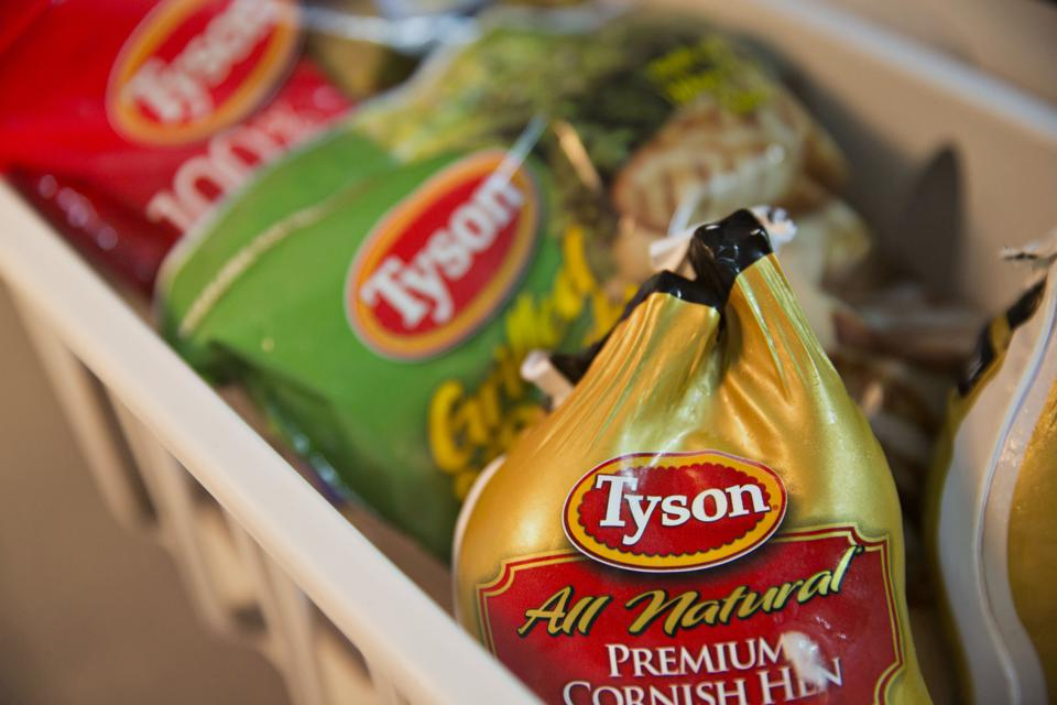 Tyson Launches $150 Million VC Fund That Could Help Hedge Against A Meatless Future