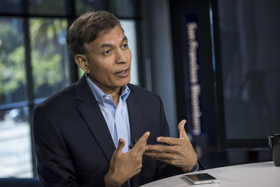 Zscaler Inc. Chief Executive Officer Jay Chaudhry Interview