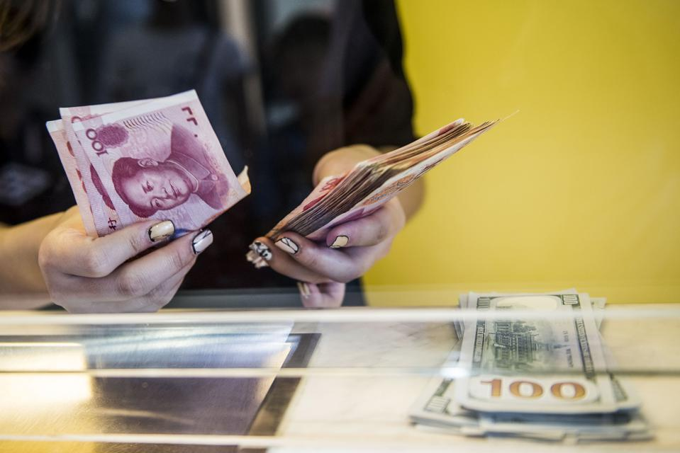 Sorry China, The Yuan Still Has Ways To Go Before Replacing The Dollar