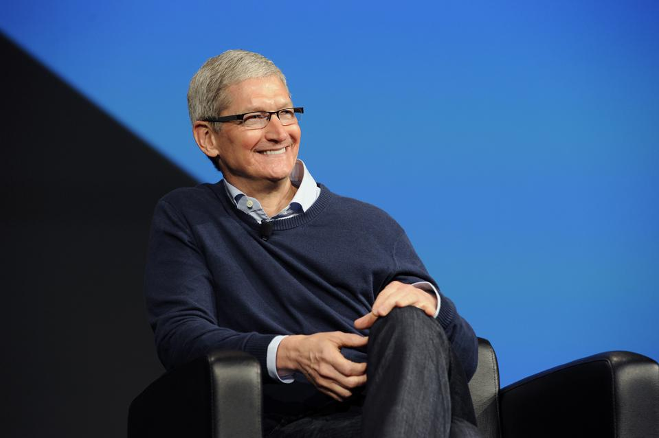 """Apple's CEO On Encryption: """"You Can't Have A Back Door That's Only For The Good Guys"""""""
