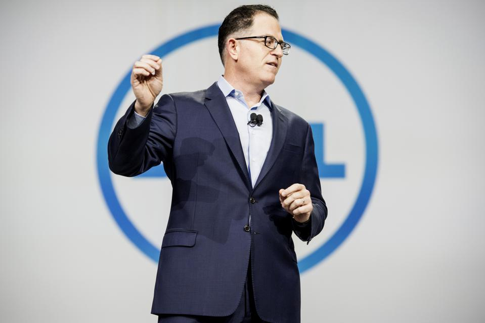 Dell Makes a Big Bet on IoT