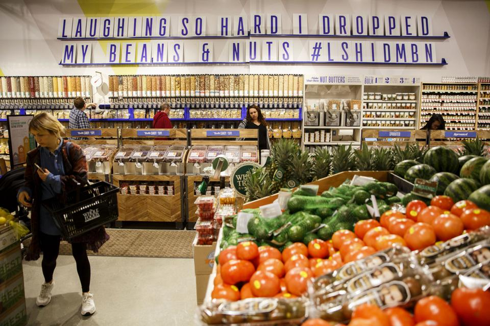 Whole Foods Market California Stores