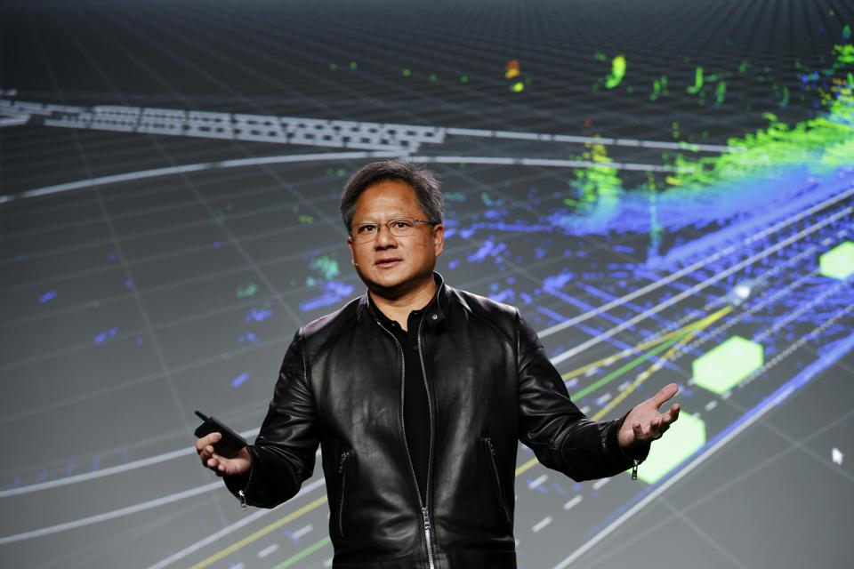How Artificial Intelligence Is Making Nvidia CEO Jen-Hsun Huang Richer