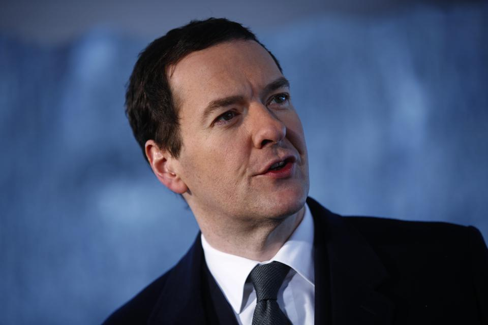 Will George Osborne's Political Career Survive A UK Economic Downturn?