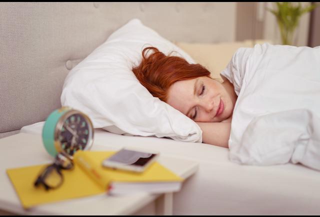 Sleeping teen nude