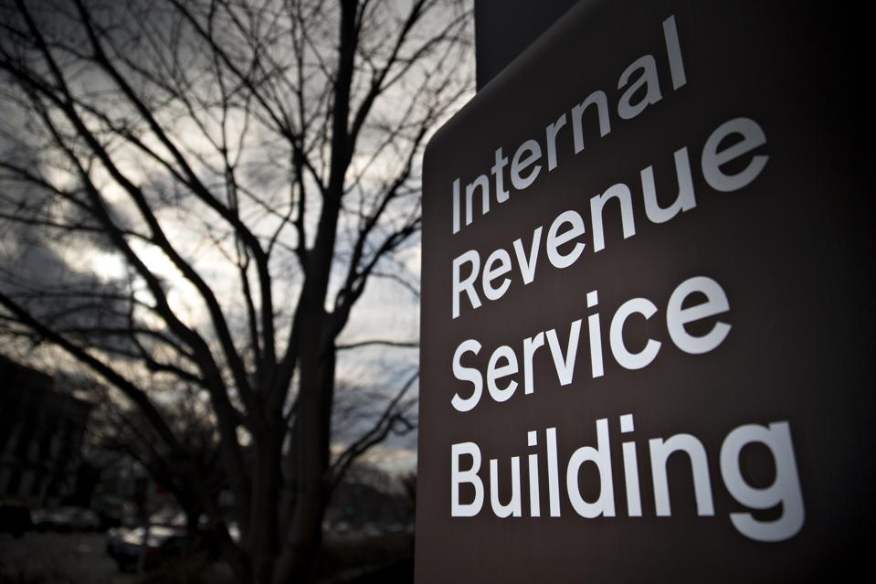 IRS Announces Plans To Close Tax Return Processing Sites