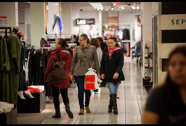 the retail industry inside j c penny Jcpenney strategic analysis essay  chain into a 21st century retail powerhouse launching of the new j c penney brand identity was  located inside the.