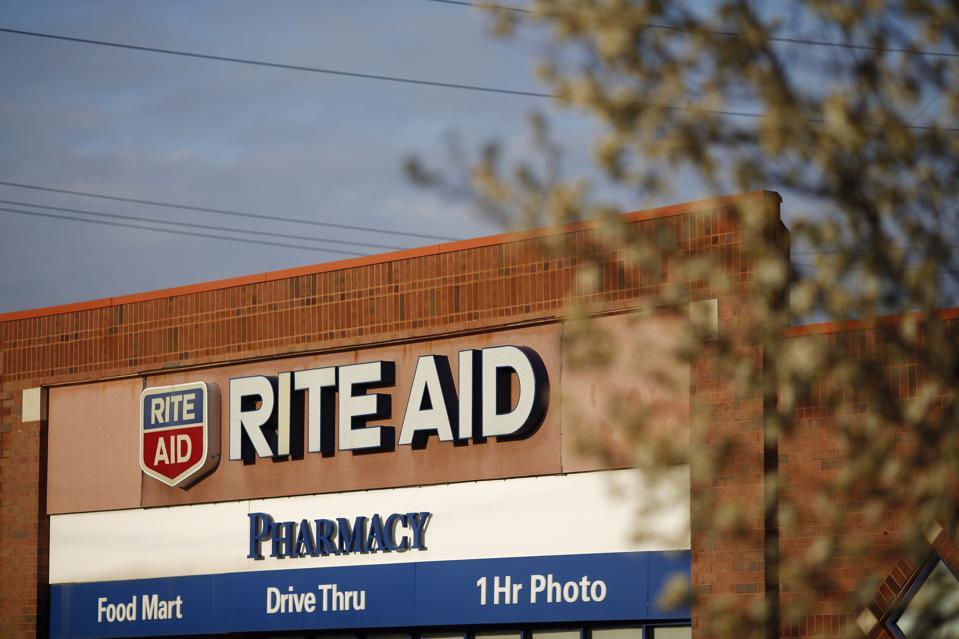 RITE AID EARNS