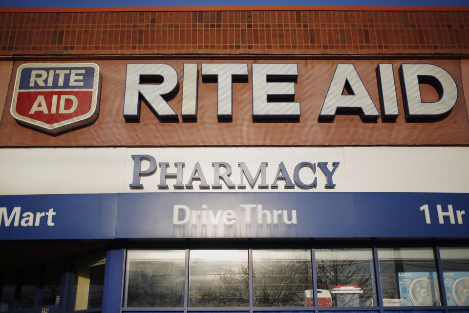 RITE AID EARNS