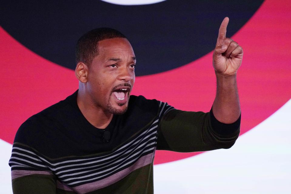 Will Smith at Advertising Week - 10/3/18