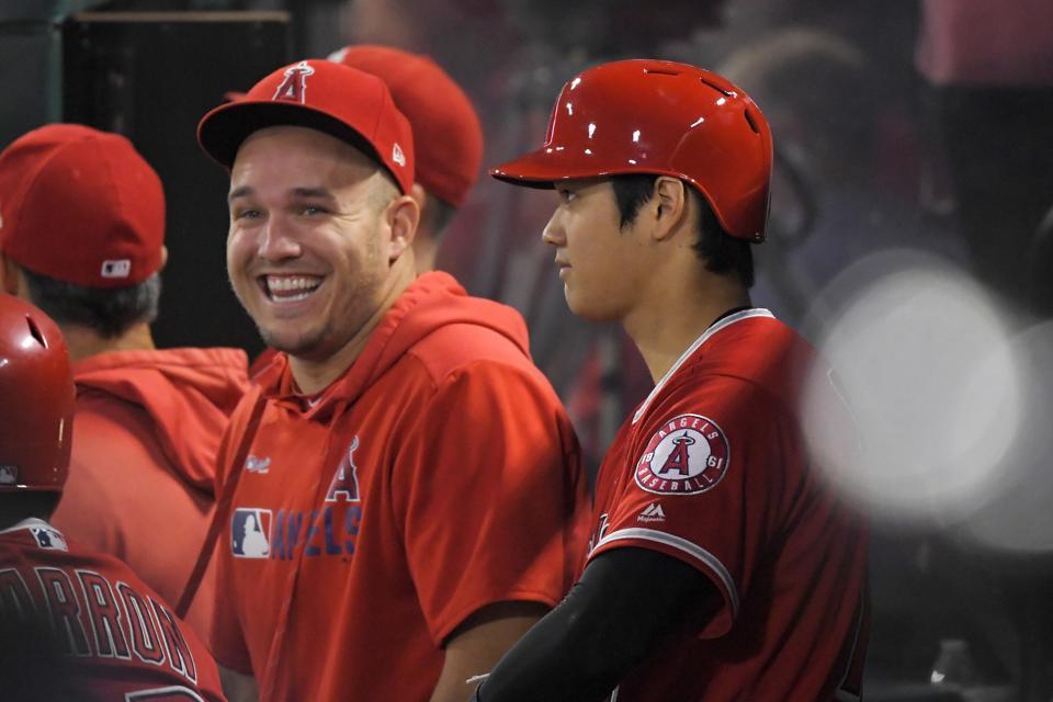 Indians Angels Baseball