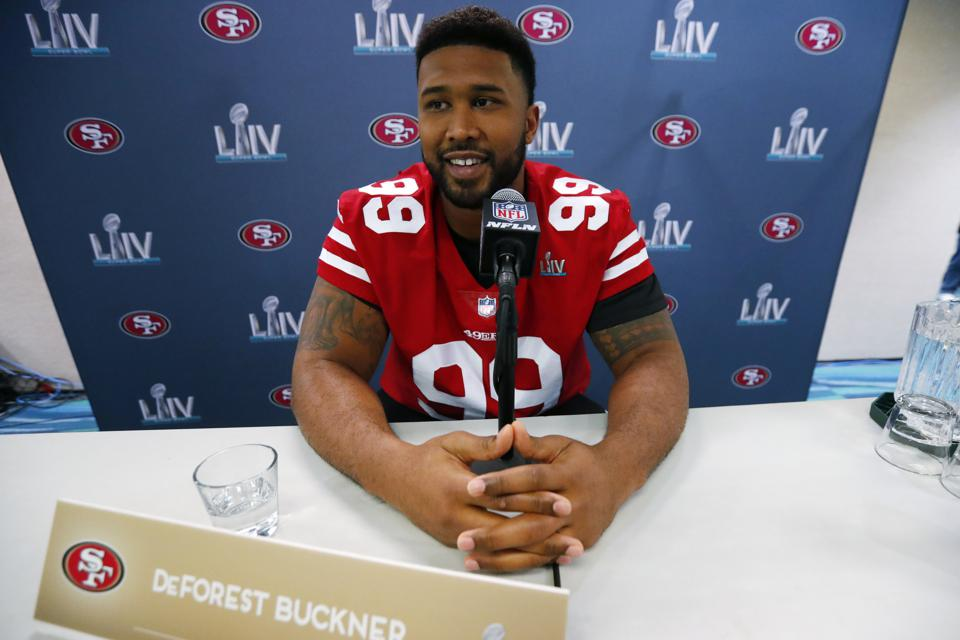 DeForest Buckner contract