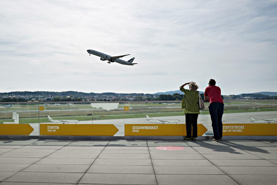Meet The Researcher Who Wants To Make Airports More Efficient, Using Maths