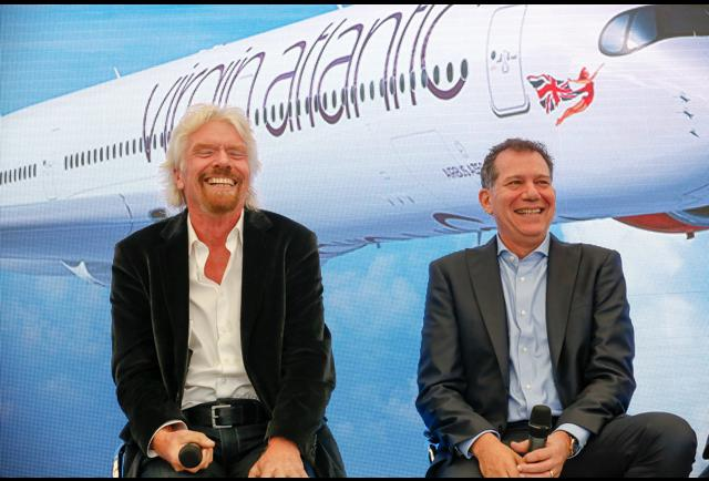 A biography and successes of richard branson the chief executive of the virgin group