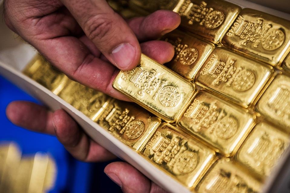 Is Gold Set To Hit 1 500 Per Ounce