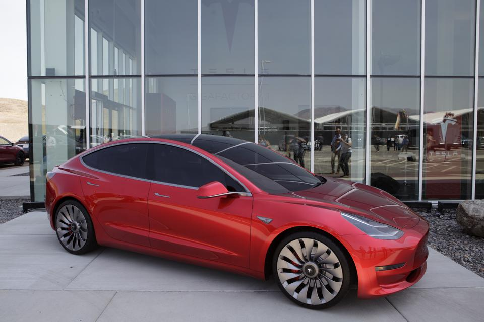 The Tesla Model 3 Is No Ford Model T