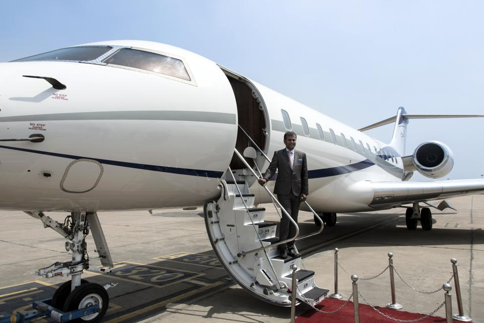 India39s FastGrowing Aviation Market Spurs Boom In Private Charter Jet St