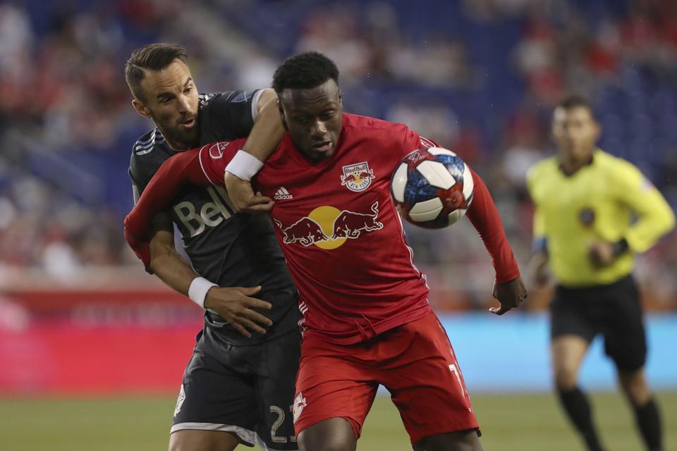 MLS Whitecaps Red Bulls Soccer