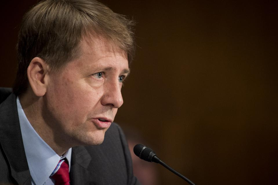 Richard Cordray Won T Be Around To See The Court Decision
