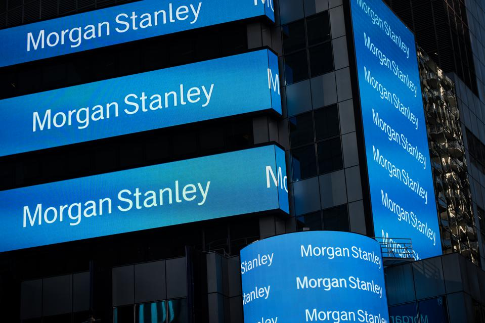 Morgan Stanley Q4 Profits Surge 83 On Trading Gains But