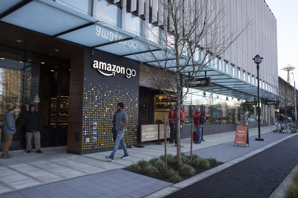 5 Ways Amazon Will Disrupt Commerce Before Amazon Go Comes To Your Neighborhood