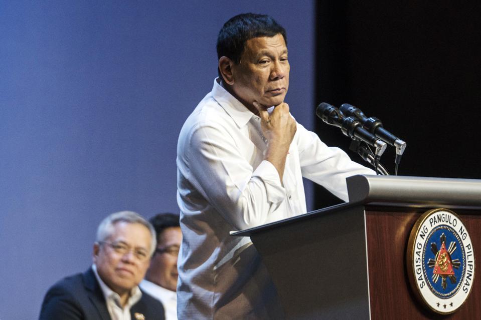 Duterte's Philippines Is Getting More Corrupt