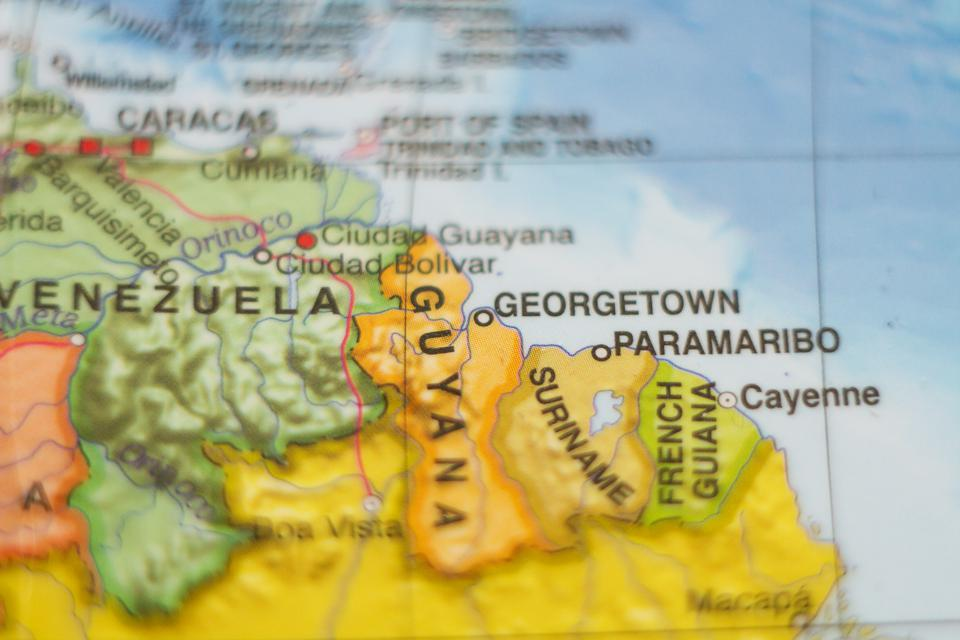 With Second Big Oil Discovery, Exxon Puts Guyana On The Map