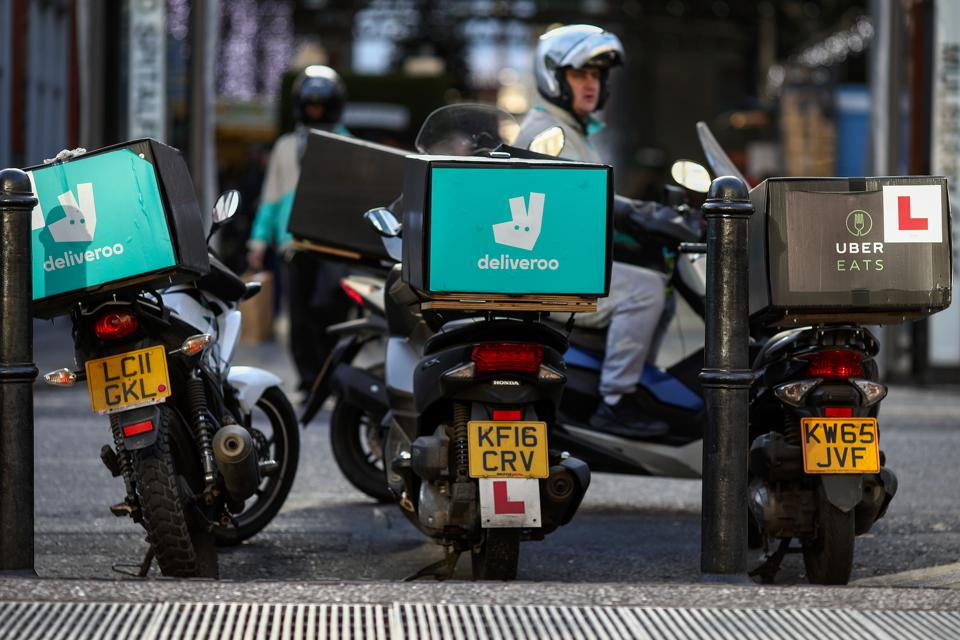 UK FOOD DELIVERY