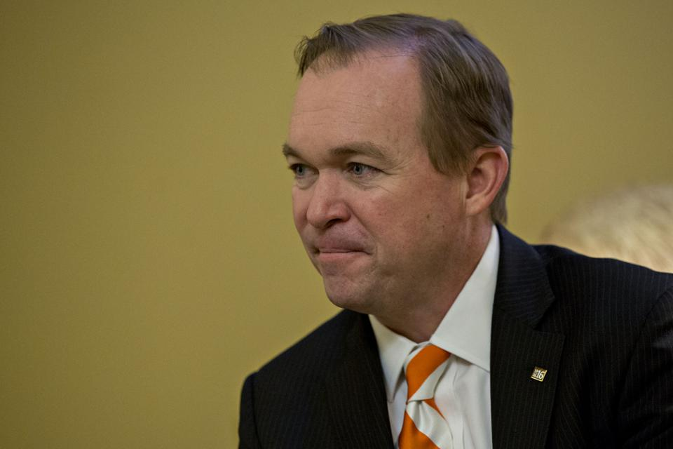 Will Nanny Taxes Derail Mick Mulvaney's Nomination As White House Budget Director?