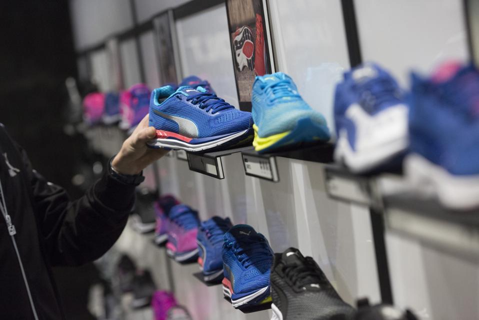 athleisure and Nike and Lululemon