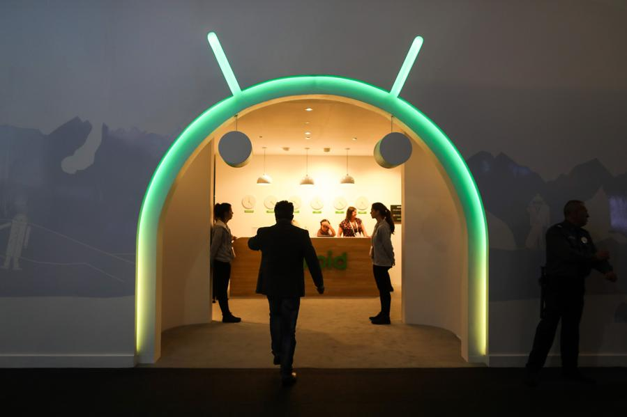 Google May Have Just Uncovered An Israeli Surveillance Start-Up Spying On Androids