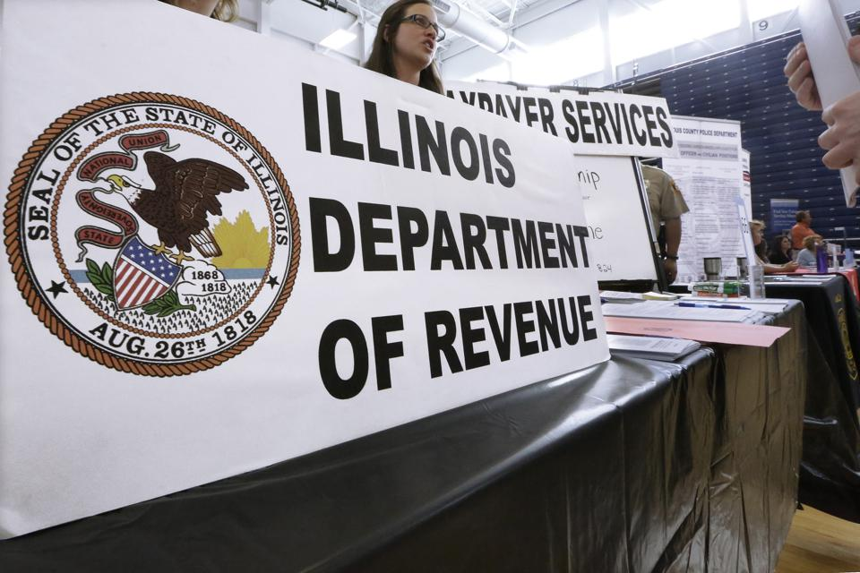 Illinois Announces Plans To Delay Tax Refunds Through March