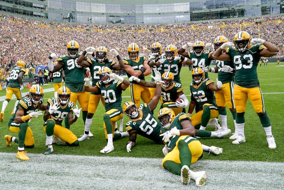 check out 9b801 b9e4d Why Are The Green Bay Packers 2-0? Try The NFL's No. 2 ...