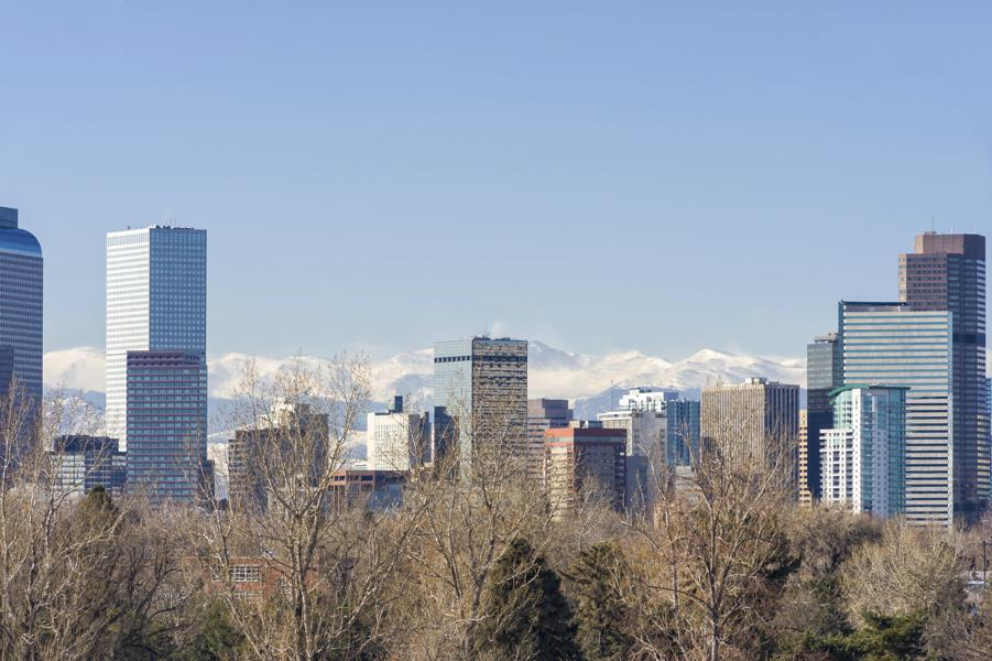 Denver was named the 6th fastest growing city in 2014
