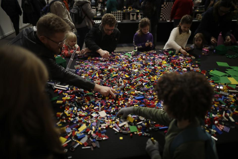 LEGO Is Probably The Biggest Education Company On Earth