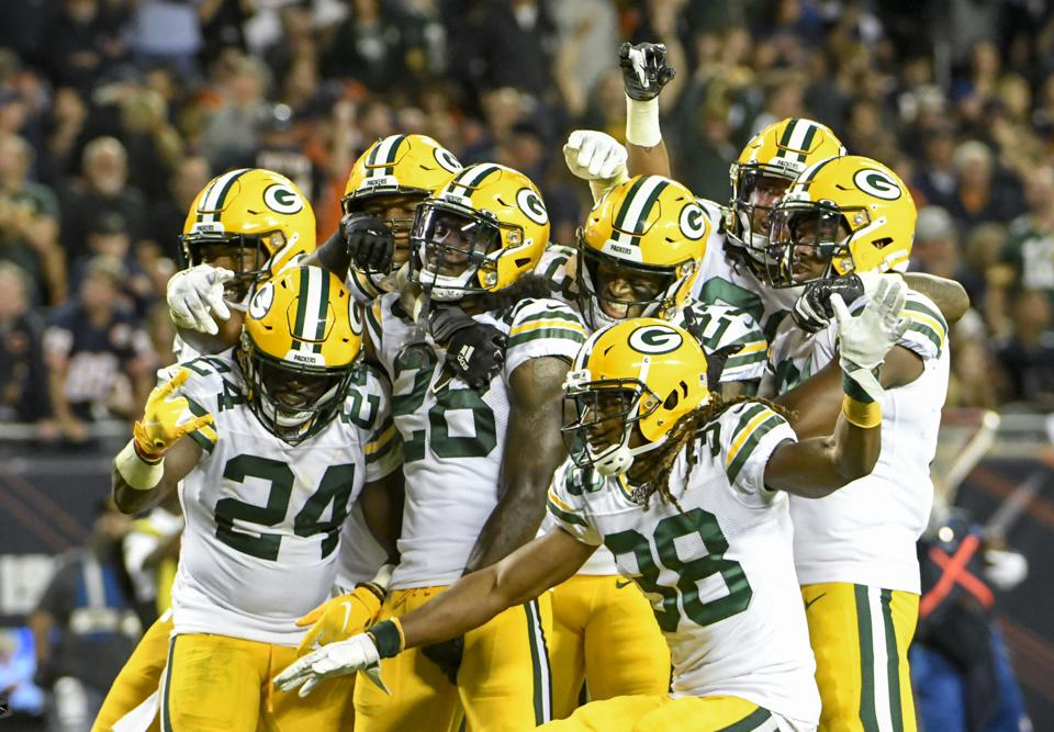 Winners And Losers From Green Bay Packers Victory Over