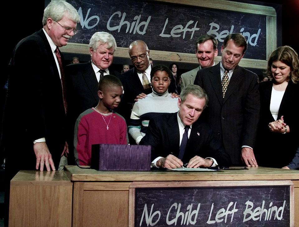 No Child Left Behind 10 Years