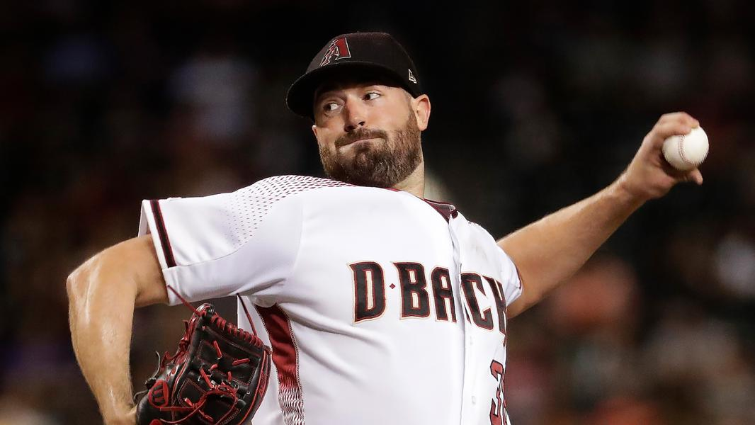 Robbie Ray Has The Resume To Rise To The Top Of Arizona's Rotation