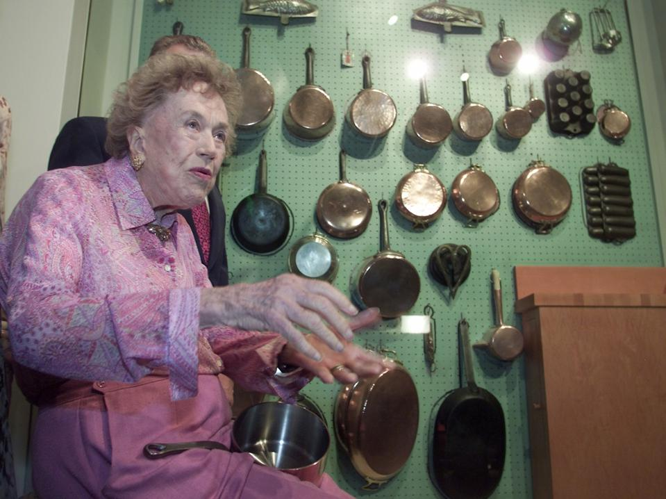 Julia child 39 s house in provence is now a cooking school for Julia child cooking school