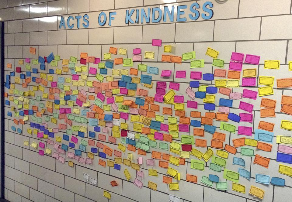 Newtown Shooting Acts of Kindness