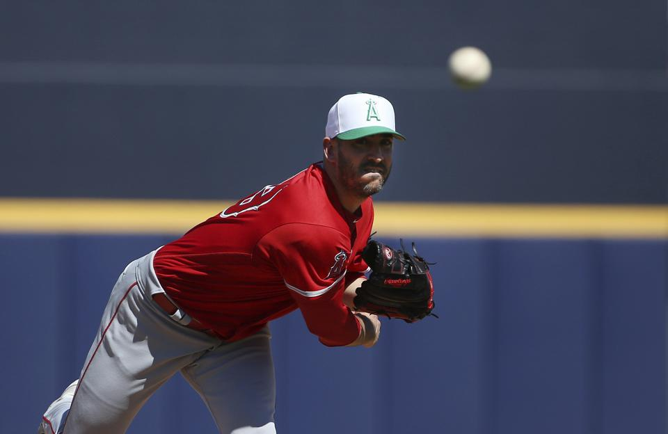 Oakland A's Athletics Angels Preview Baseball