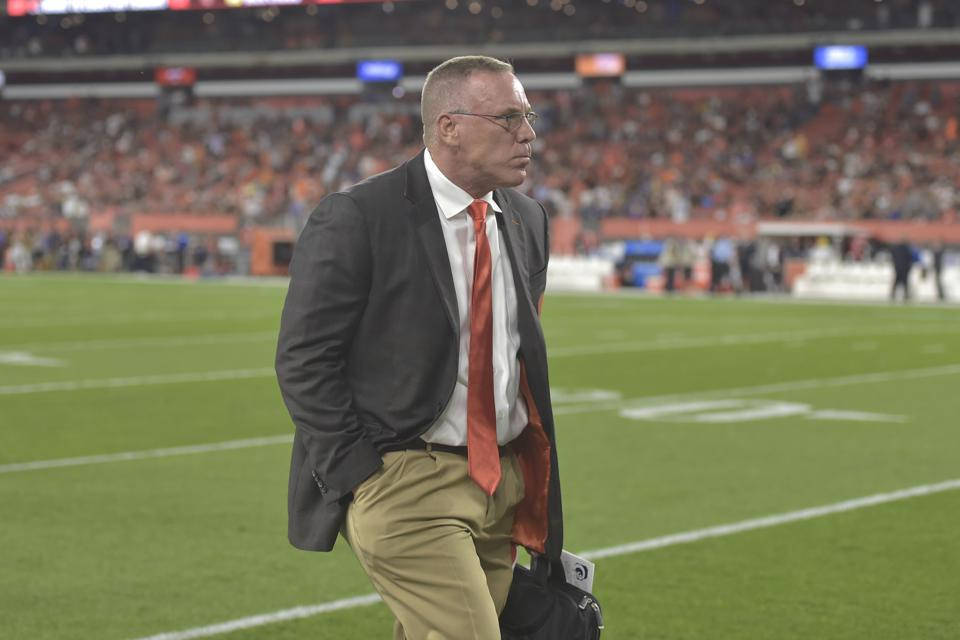 The Cleveland Browns Are Proof That Winning The Off-Season Doesn't Always Work