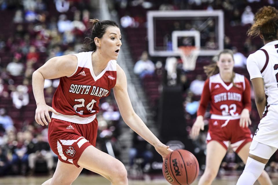 South Dakota South Carolina Basketball
