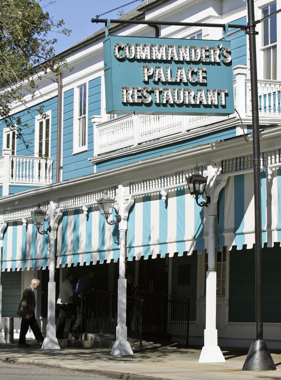 Travel Trip New Orleans Restaurants